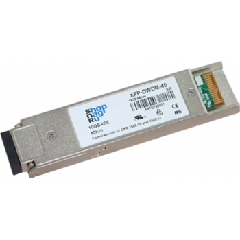 Модуль XFP DWDM оптический, дальность до 40км (15dB), 1548.51нм