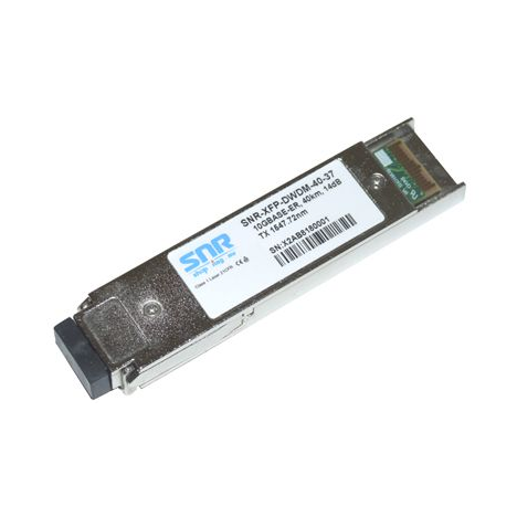 Модуль XFP DWDM оптический, дальность до 40км (15dB), 1547.72нм