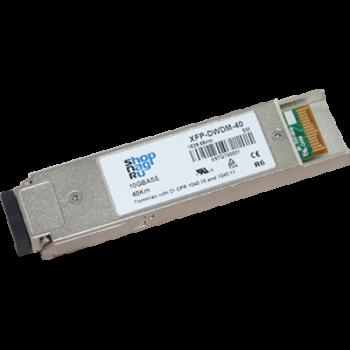 Модуль XFP DWDM оптический, дальность до 40км (15dB), 1530.33нм