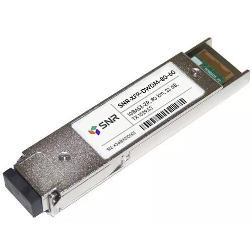 Модуль XFP DWDM оптический, дальность до 80км (23dB), 1529.55нм