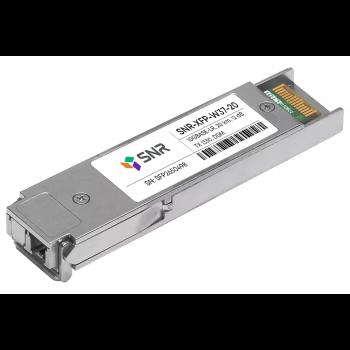 Модуль XFP WDM, дальность до 20км (12dB), 1330нм