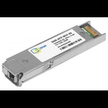 Модуль XFP WDM, дальность до 60км (21dB), 1330нм