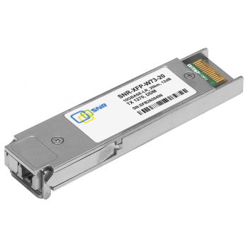 Модуль XFP WDM, дальность до 20км (12dB), 1270нм