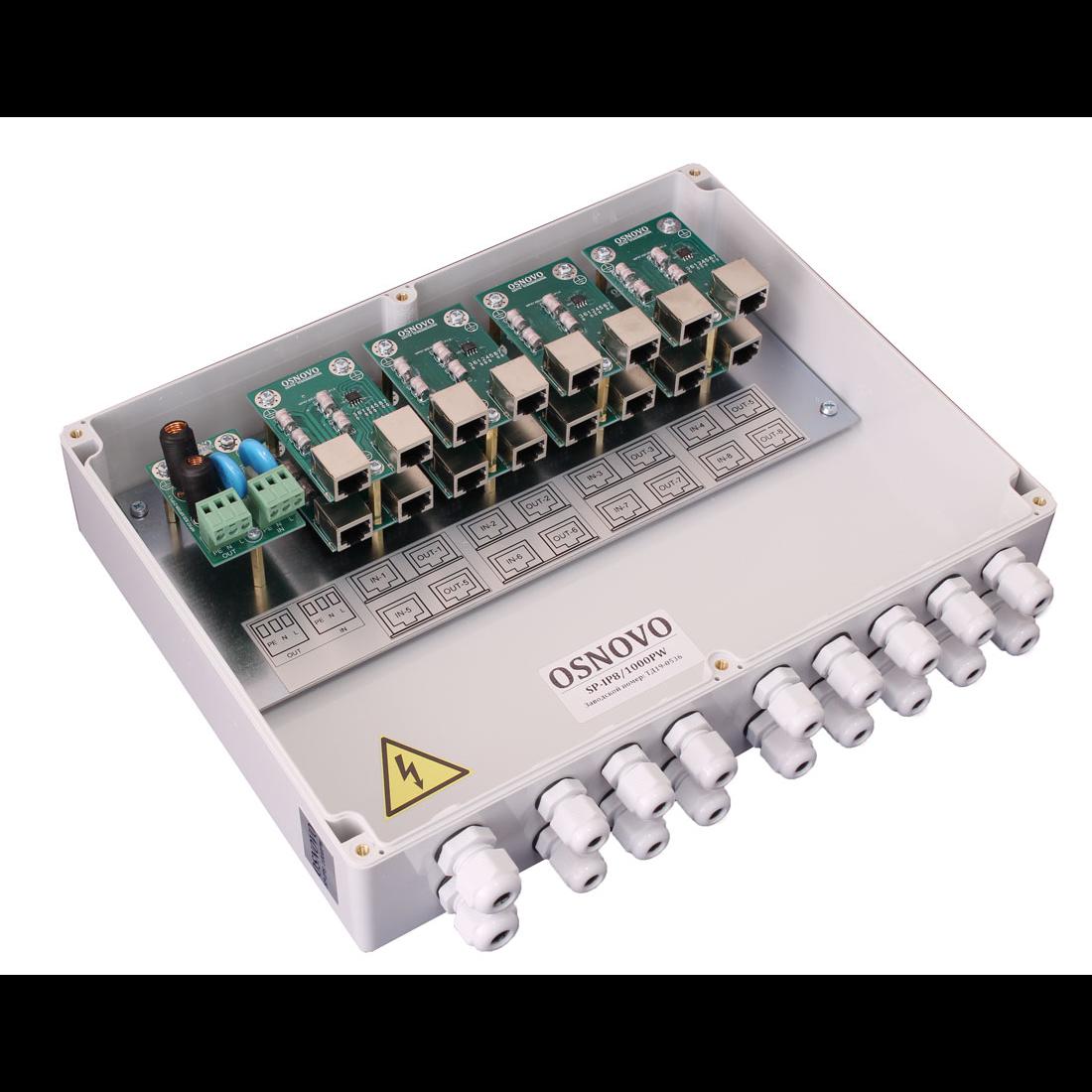 Грозозащита SP-IP8/1000PW