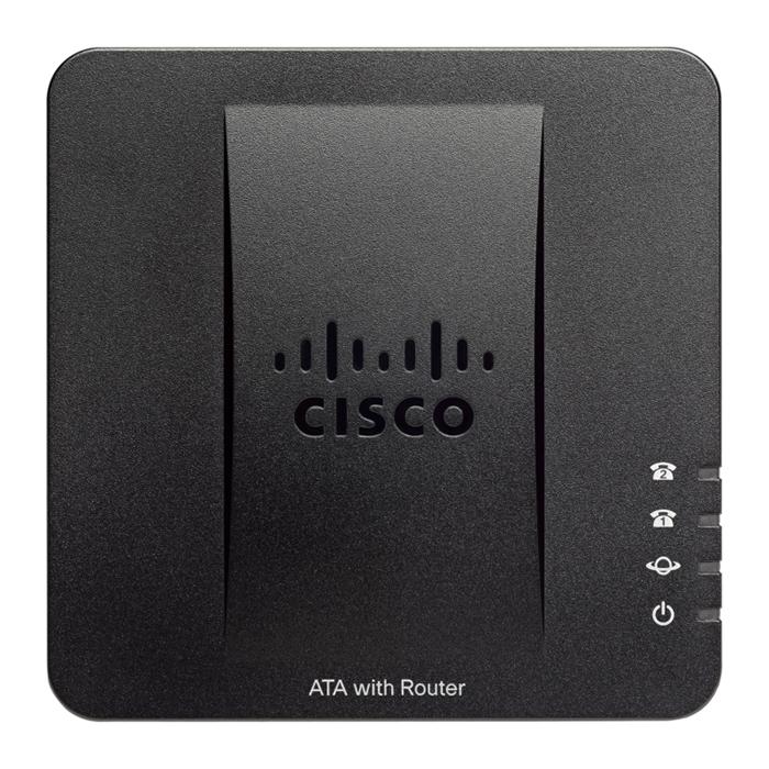 Шлюз IP-телефонии Linksys SPA122-XU(com)