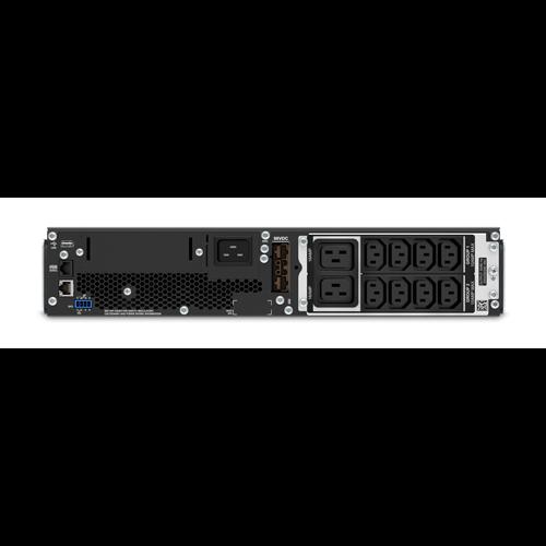 ИБП APC Smart-UPS RT, On-Line, 3000VA / 2700W, Rack SRT3000RMXLI