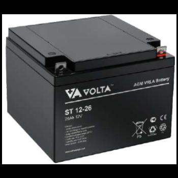 Аккумуляторная батарея VOLTA ST12-26