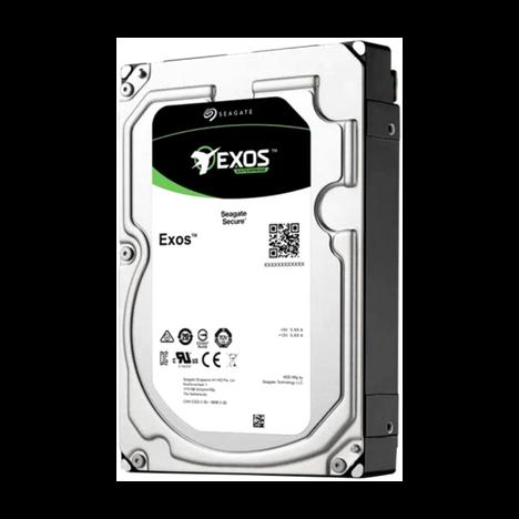 """Жесткий диск Seagate Exos 8Tb 7.2k 512e 256MB 3.5"""" SATA"""