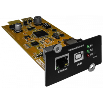 Модуль удаленного мониторинга SNMP-CARD для ИБП