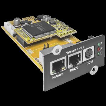 Модуль удаленного мониторинга SNMP-CARD для ИБП STATUS-2.0
