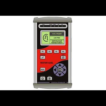 TESTER ADSL анализатор с опцией рефлектометра