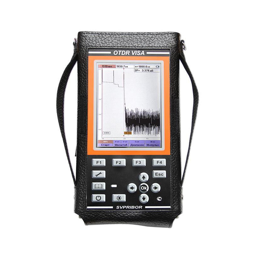 Рефлектометр оптический  Связьприбор OTDR VISA (модуль M2)