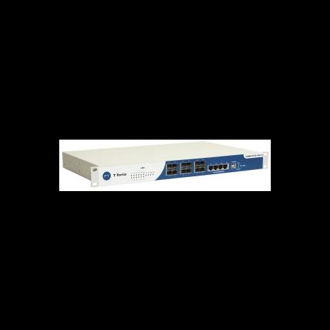 Центральный стоечный коммутатор SWU-16T для подключения уличных коммутаторов TFortis PSW