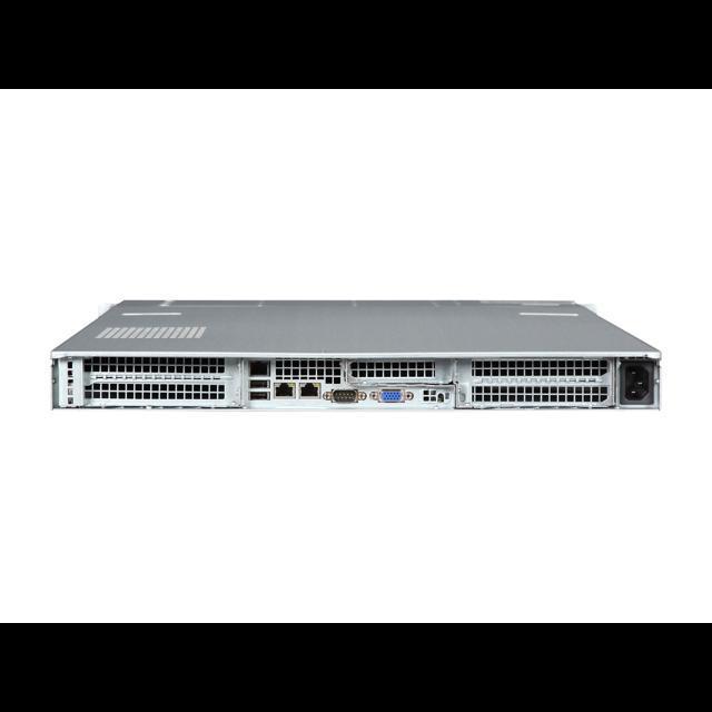Сервер Supermicro SYS-1017GR-TF, 1 процессор Intel Xeon 6C E5-2630Lv2 2.40GHz, 64GB DRAM