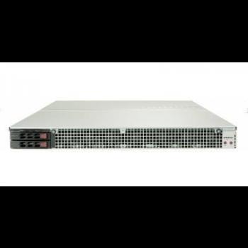 "Платформа Supermicro 1U SYS-1029GQ-TRT, до двух процессоров Intel Scalable, DDR4, 4x2,5"" HDD SATA, 2x10Gbase-T, до четырех графических ускорителей"