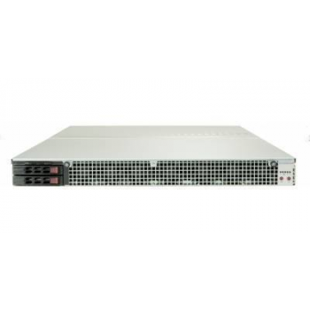 "Платформа Supermicro 1U SYS-1029GQ-TRT, до двух процессоров Intel Xeon Scalable, DDR4, 2x2,5"" HDD SATA, 2x10Gbase-T"