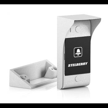 Всепогодная абонентская панель диспетчерской оперативной связи Stelberry S-125 с защитным козырьком
