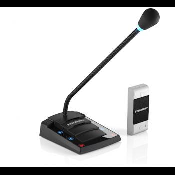 Цифровое переговорное устройство «клиент-кассир» Stelberry S-400