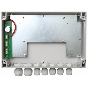 Термобокс для дополнительного оборудования. Размеры - 240х160х90 мм, IP66 с системой обогрева (220В)