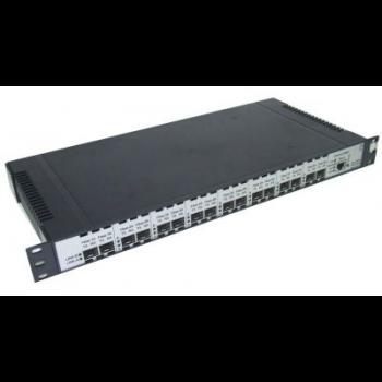Медиаконвертер (транспондер) 8-канальный 3R SFP+ 10GE 1U