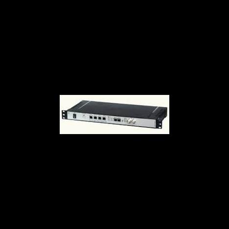 E3 Мультиплексор модульный оптический 16x E1 + Ethernet 10/100BASE-TX напряжение питания 220В