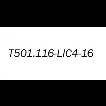 Лицензионный ключ на увеличение E1 портов с 4 до 16 для T501.116.404