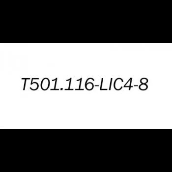 Лицензионный ключ на увеличение E1 портов с 4 до 8 для T501.116.404