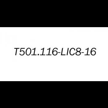 Лицензионный ключ на увеличение портов с 8 до 16 для T501.116.804