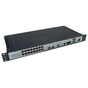 Мультиплексор модульный оптический 8x E1 + Gigabit Ethernet 1000BASE-T + 4x RS-485