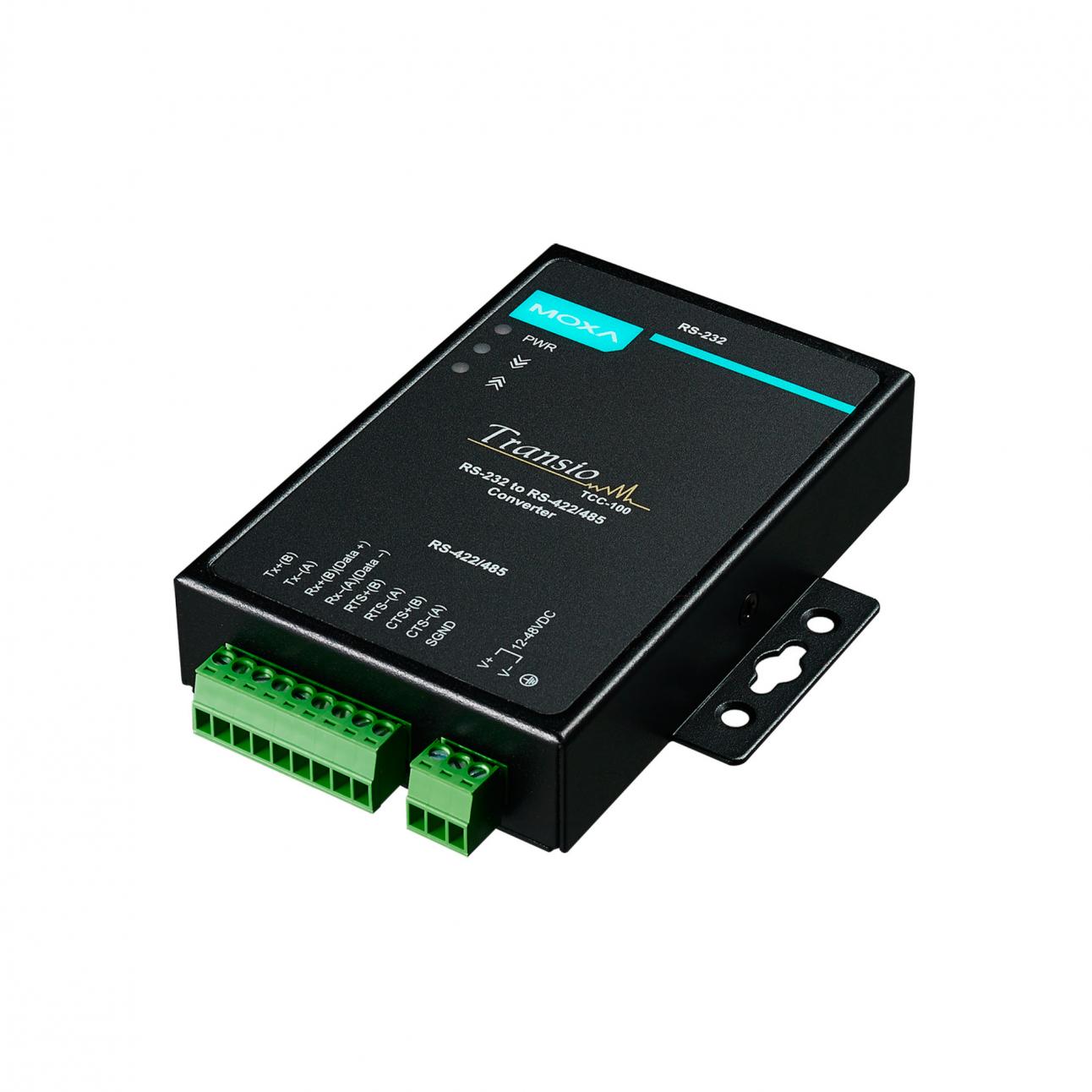 Конвертер TCC-100 RS-232 в RS-422/485