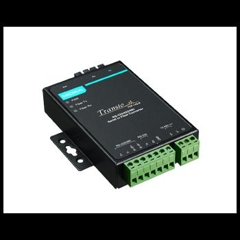 TCF-142-S-SC Преобразователь RS-232/422/485 в одномодовое оптоволокно MOXA