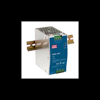 TDR-240-48 Блок питания на DIN-рейку, 48В, 5А, 240Вт Mean Well