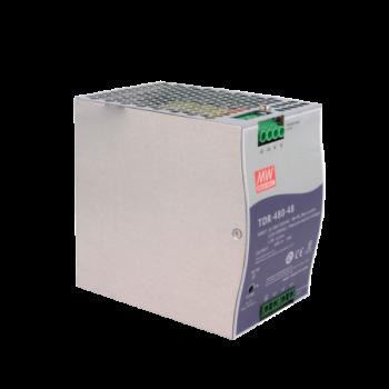 TDR-480-48 Блок питания на DIN-рейку, 48В, 10А, 480Вт Mean Well