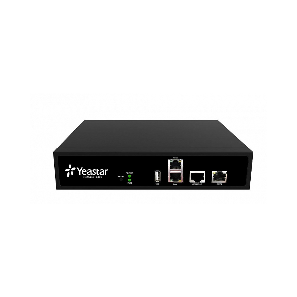 VoIP-PRI шлюз Yeastar TE100