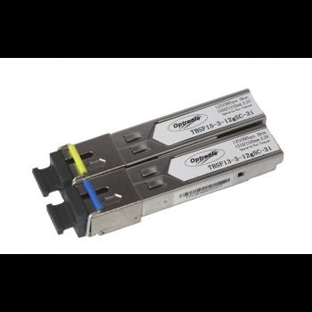 TFortis SFP-модуль оптический 1Гбит/с 1550