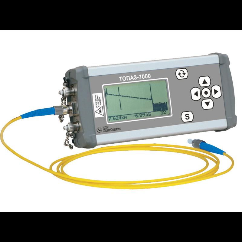 Рефлектометр оптический с измерителем мощности ТОПАЗ-7312-AR