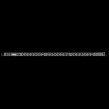 Блок розеток с функцией измерения серия BASIC, 20xC13, 4xC19, вход IEC60309 3x32A (3P+N+PE)
