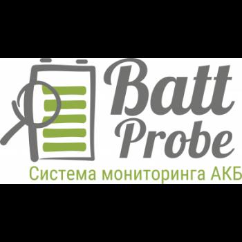 Система мониторинга BattProbe для 16 аккумуляторов