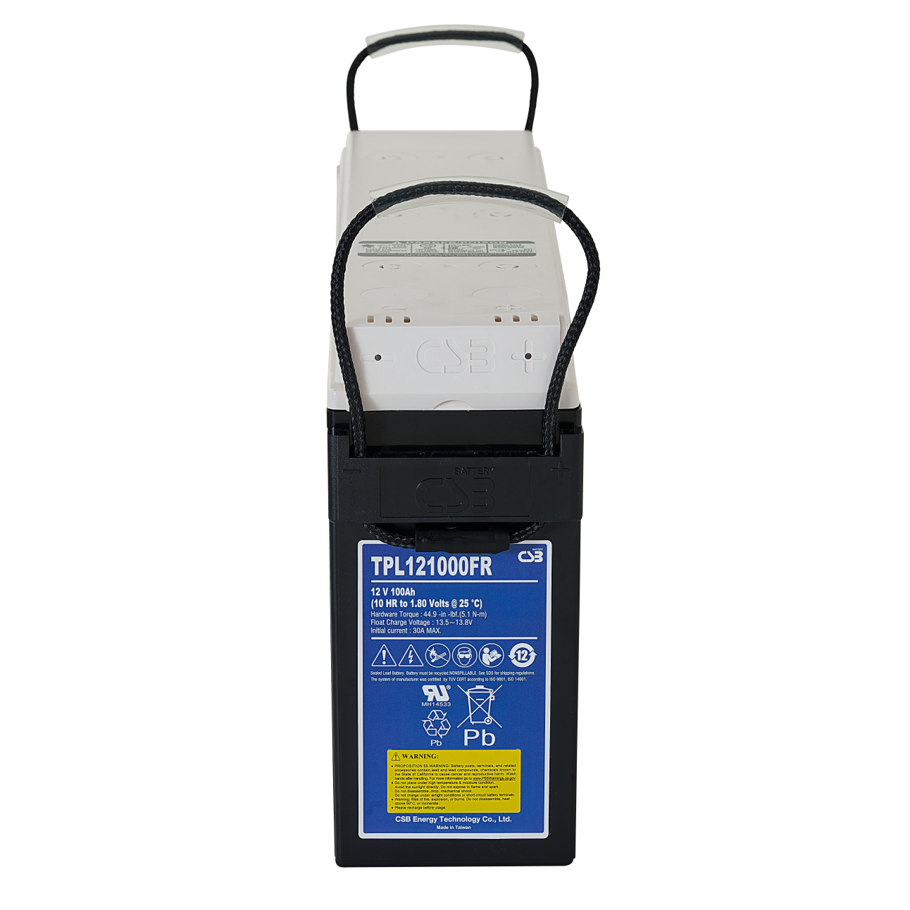 Аккумулятор CSB TPL121000 FR