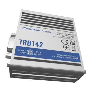 Промышленный LTE шлюз Teltonika TRB142