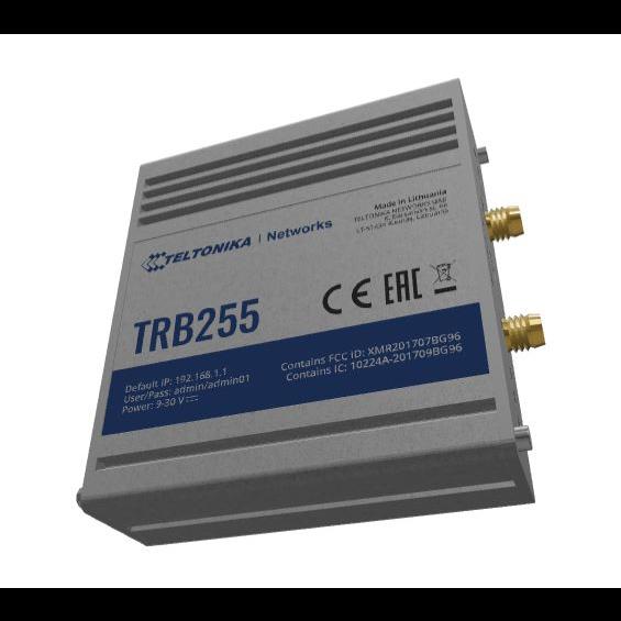 Промышленный LTE шлюз Teltonika TRB255