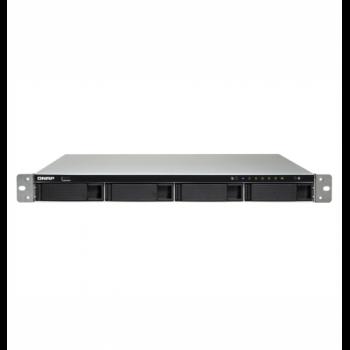 "Сетевое хранилище Qnap TS-432XU-RP-2G, 4xHDD 3.5"", 2x1000Base-T, 2x10GbE SFP+ без дисков"