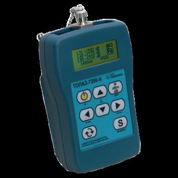 Измеритель оптической мощности ТОПАЗ-7220-A(П) с поверкой