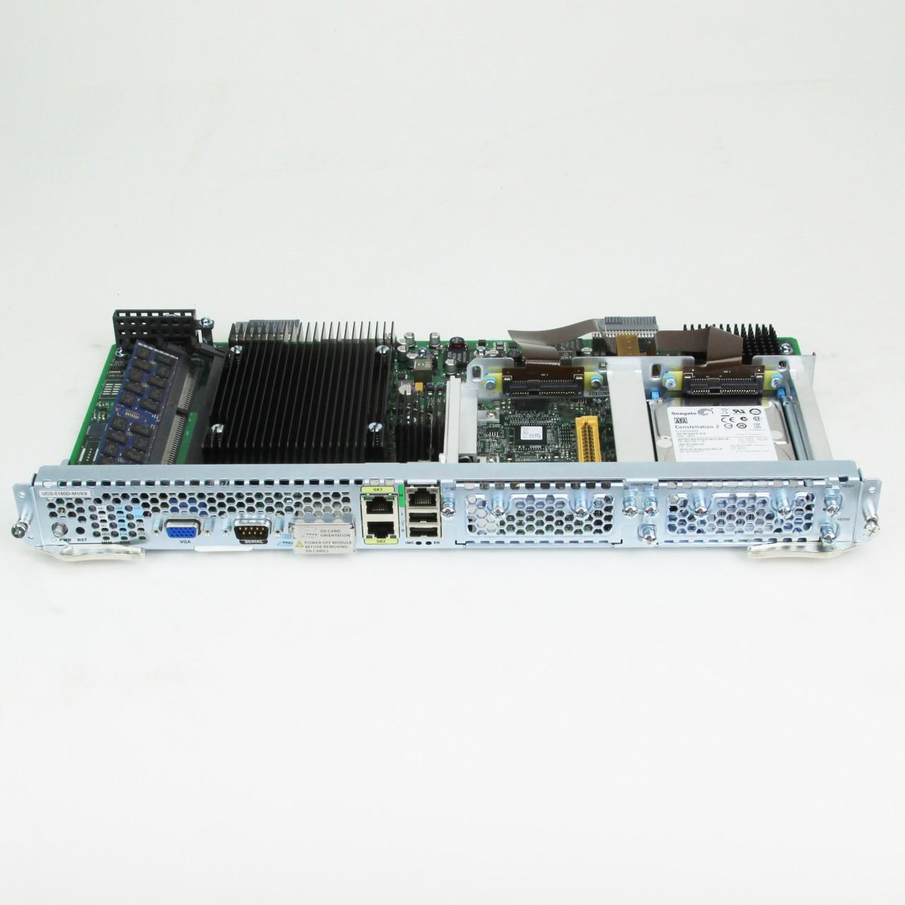 Модуль Cisco UCS-E180D-M2/K9