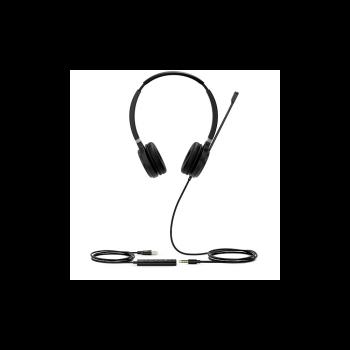 UH36 Dual-Teams Дуо, Проводная, HD звук, USB и 3,5 mm jack
