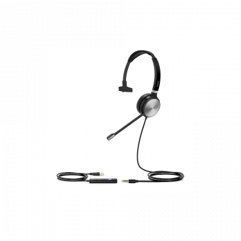 UH36 Mono-Teams Моно, Проводная, HD звук, USB и 3,5 mm jack