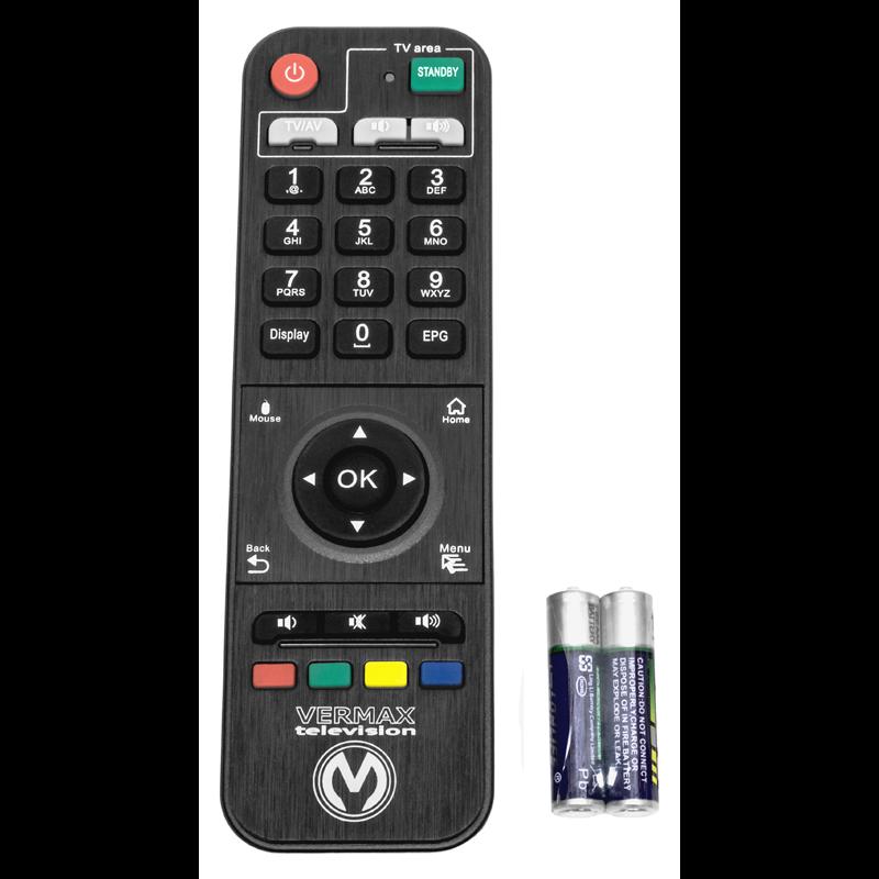 Приставка телевизионная 4K IPTV Vermax UHD200 б/у