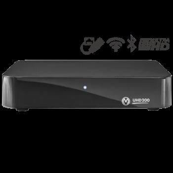 Приставка телевизионная 4K IPTV Vermax UHD200X
