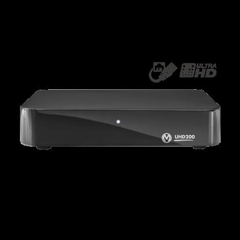 Приставка телевизионная 4K IPTV Vermax UHD250