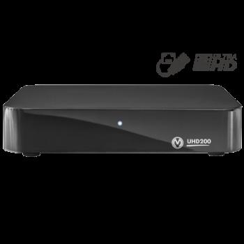 Приставка телевизионная 4K IPTV Vermax UHD250X